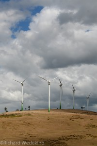 Wind farms among the assets up for grabs.